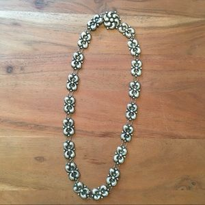 Stunning Vintage Sterling Silver Necklace